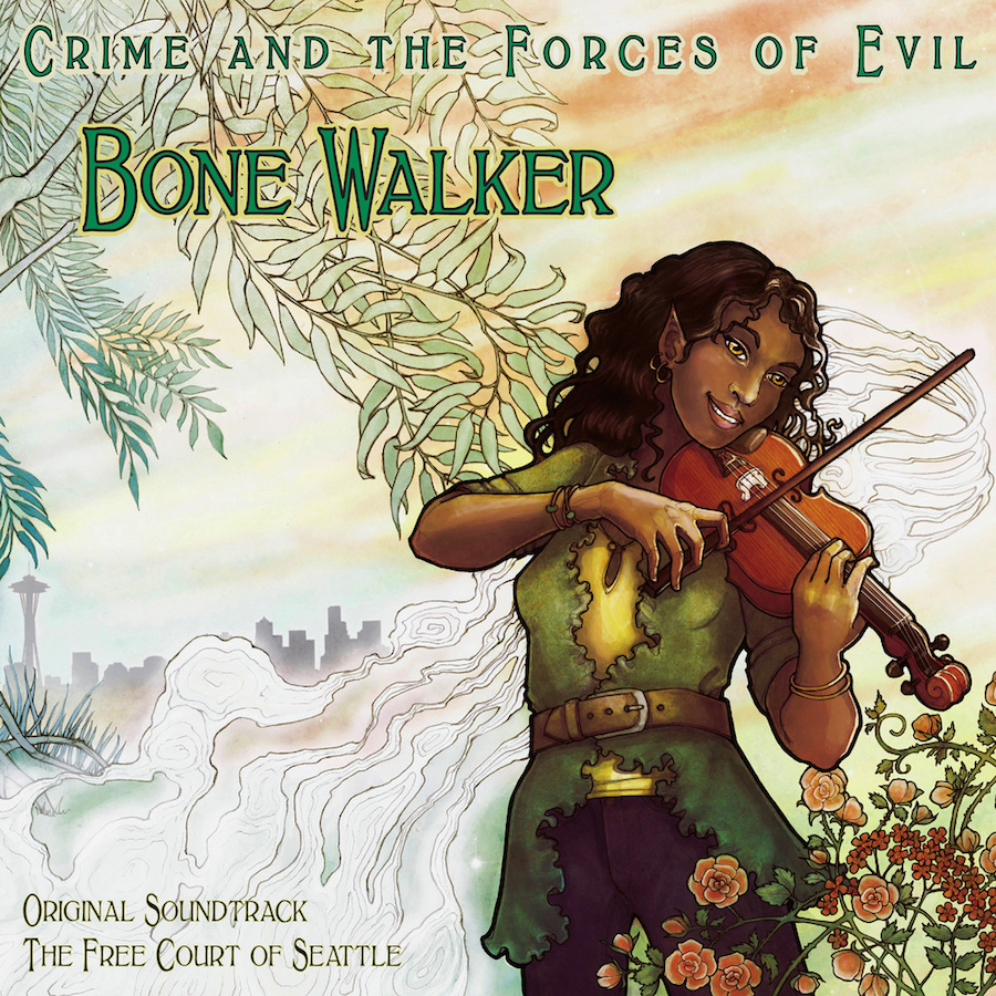 Crime and the Forces of Evil: Bone Walker