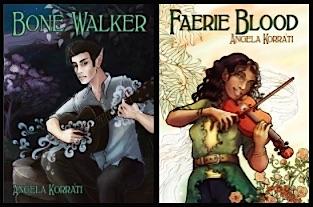 Bone Walker and Faerie Blood